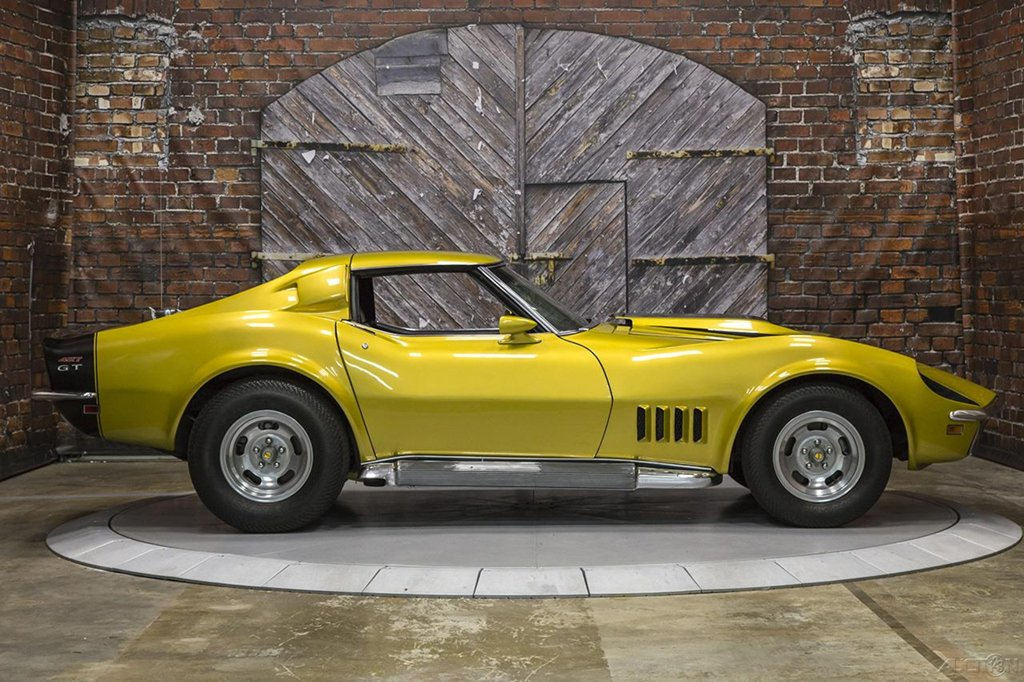1969 Chevrolet Corvette Baldwin Motion Phase Iii Gt For