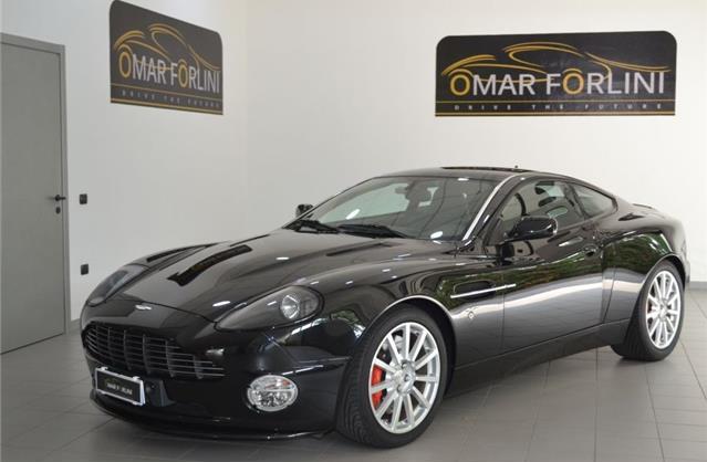 2007 Aston Martin V12 Vanquish S With 8 000 Kilometers For Sale Vehiclejar Blog