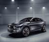 2016 Paris auto show Infiniti QX Sport Inspiration concept (1)
