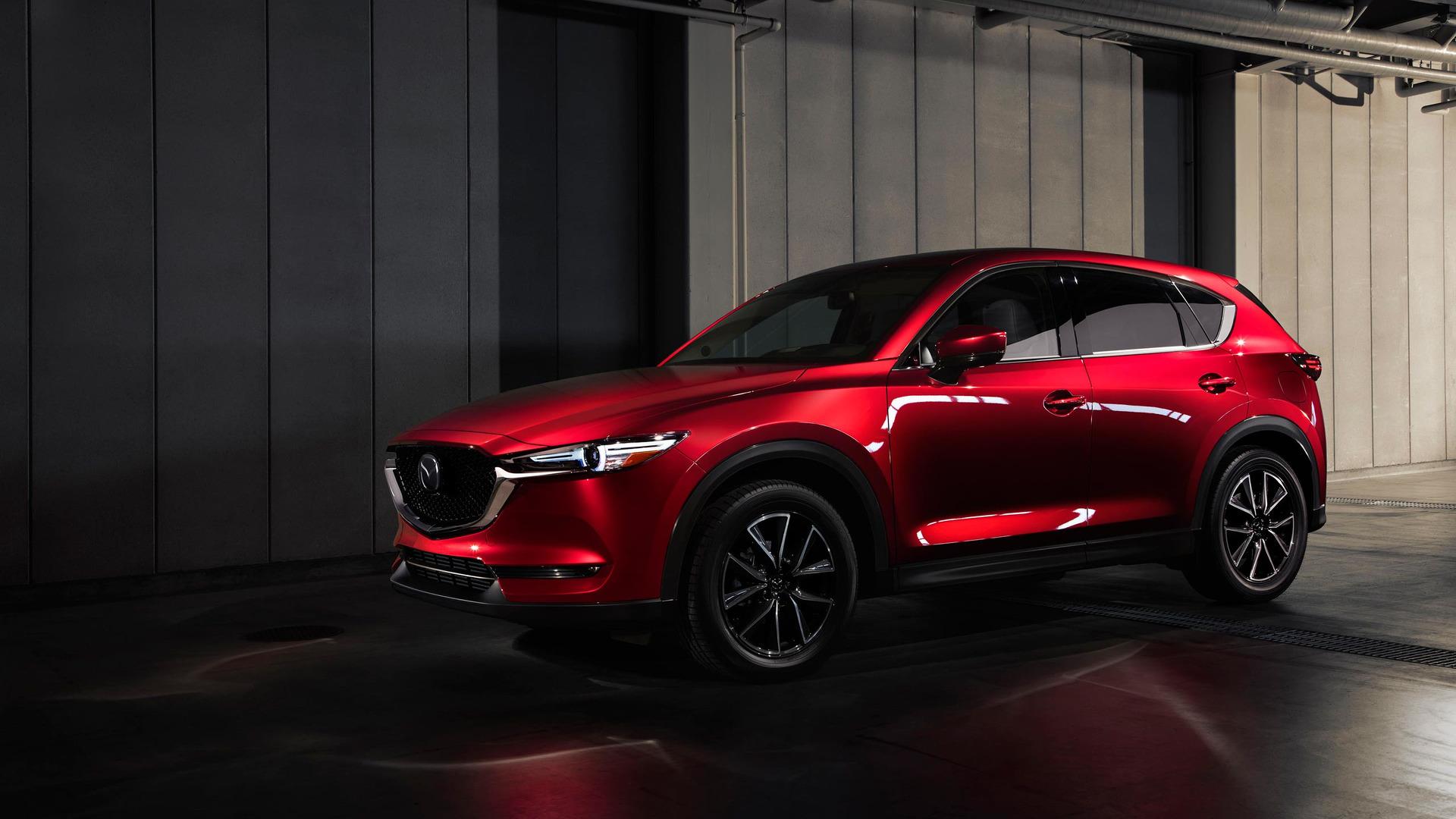 2017 Mazda CX-5 (1)