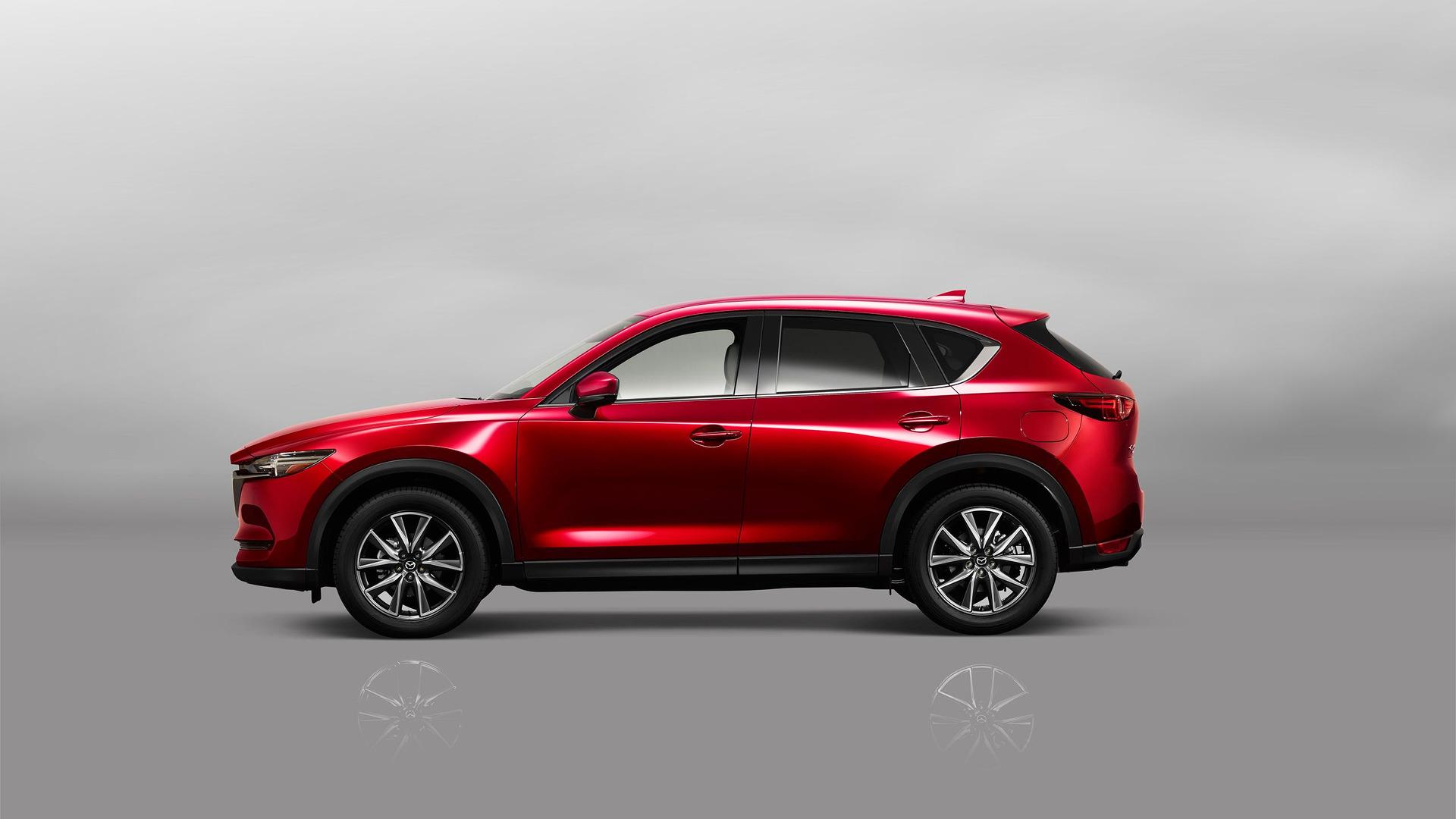 2017 Mazda CX-5 (3)