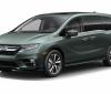 2018 Honda Odyssey (1)