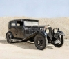 A 1929 Bentley was locked in a barn for 30 years (1)