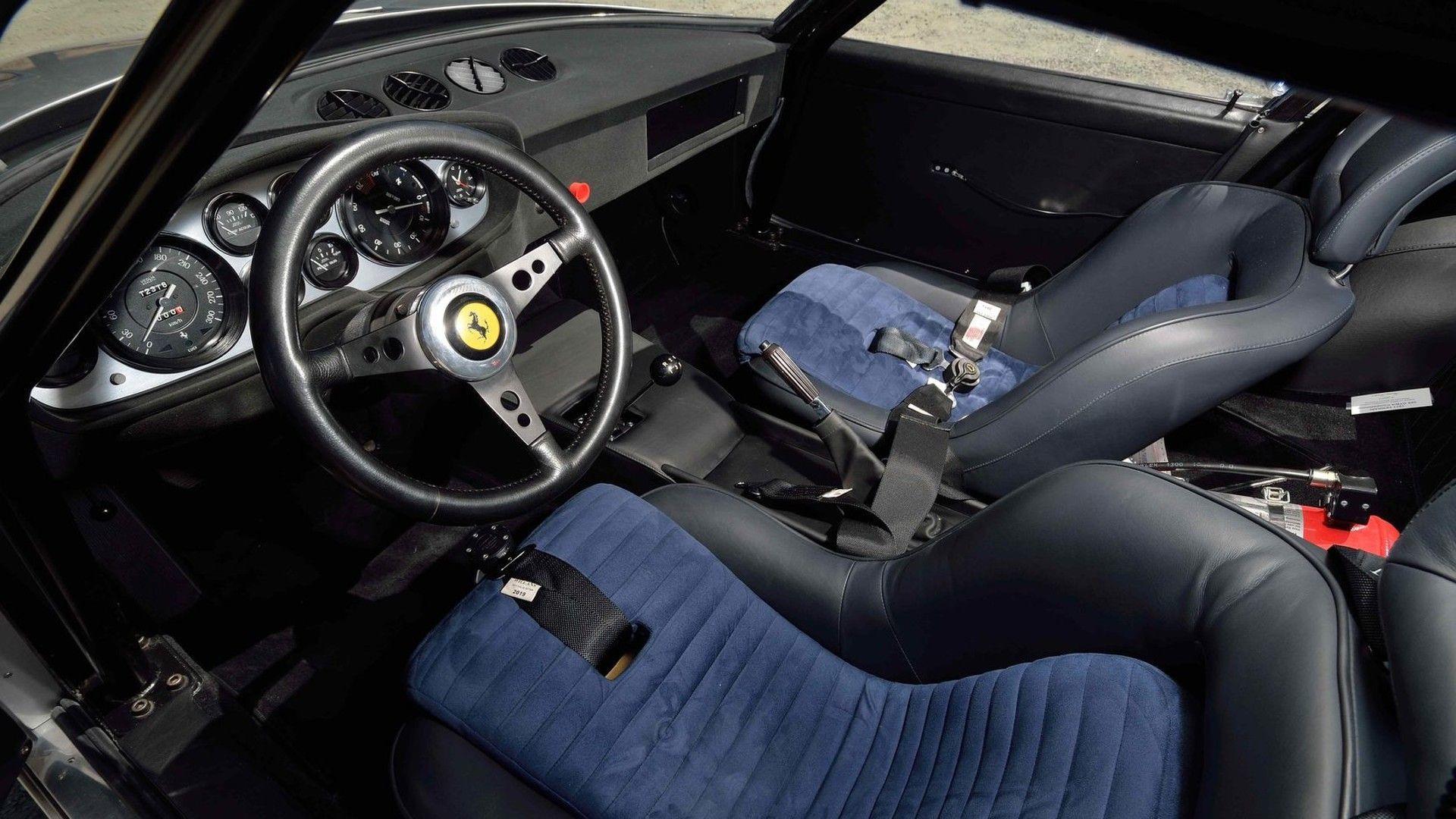 A 1971 Ferrari 365 GTB4 Daytona Competizione is heading to auction (3)