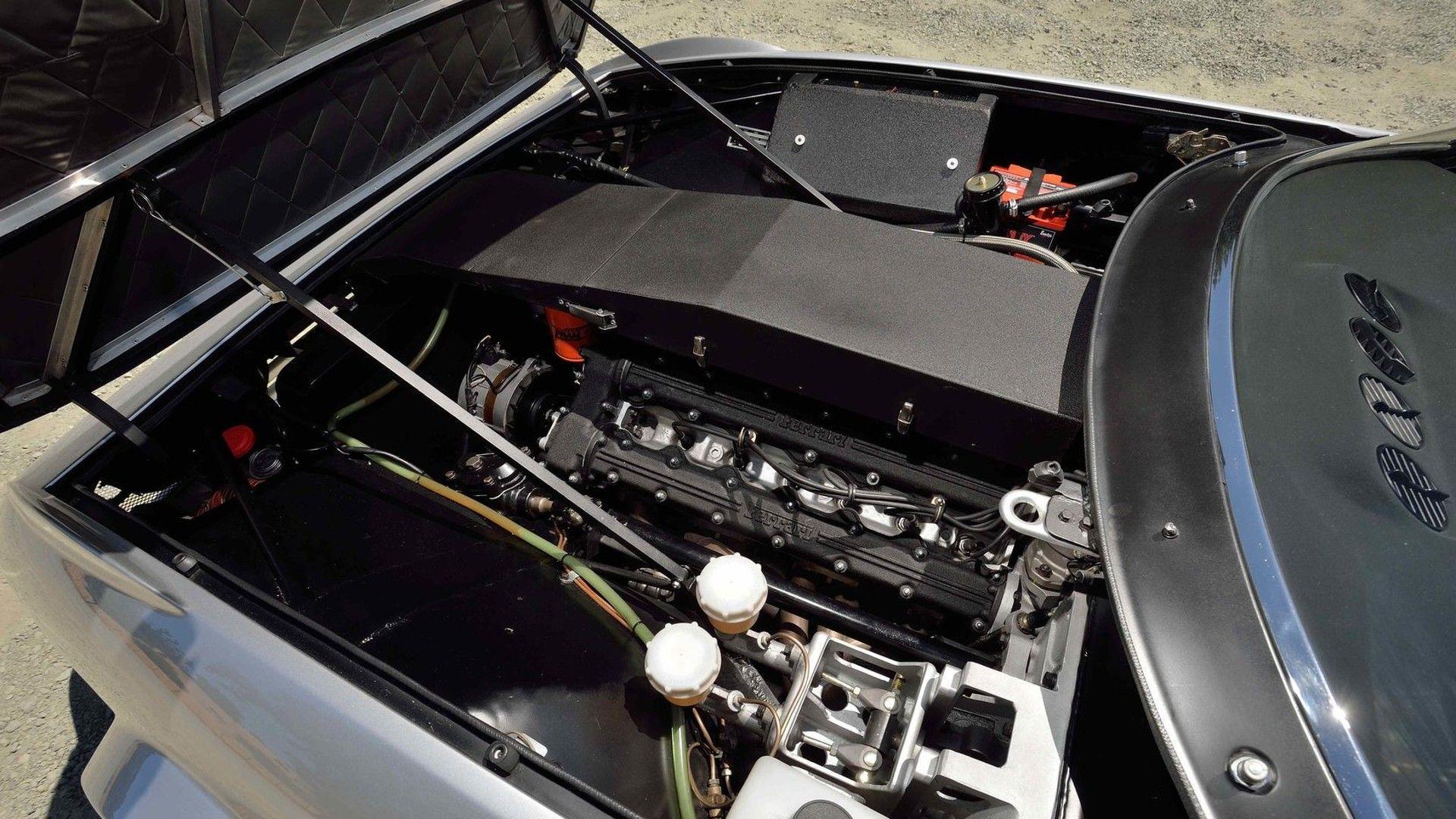 A 1971 Ferrari 365 GTB4 Daytona Competizione is heading to auction (4)