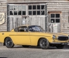 A 1972 Volvo P1800E is heading to auctions (1)