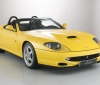 A 2001 FERRARI 550 BARCHETTA with only 1,625 miles is up for sale (1)