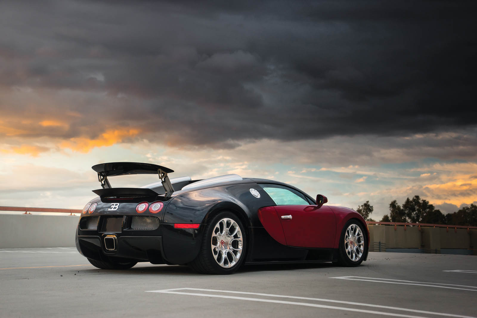 A 2012 Bugatti Veyron 16.4 Grand Sport with only 538 miles is ...