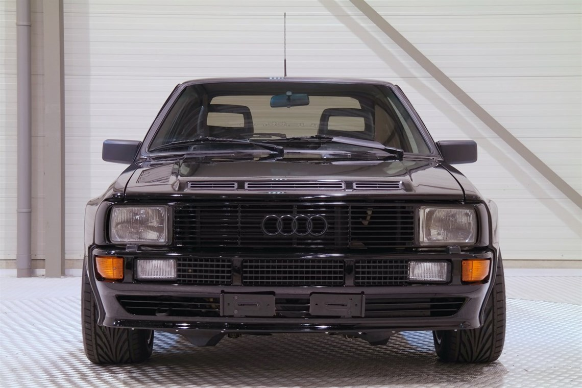 a pristine audi sport quattro swb is up for sale vehiclejar blog. Black Bedroom Furniture Sets. Home Design Ideas