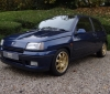 A Renault Clio Williams with only 1,600 kilometers is up for sale (1)