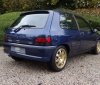 A Renault Clio Williams with only 1,600 kilometers is up for sale (2)