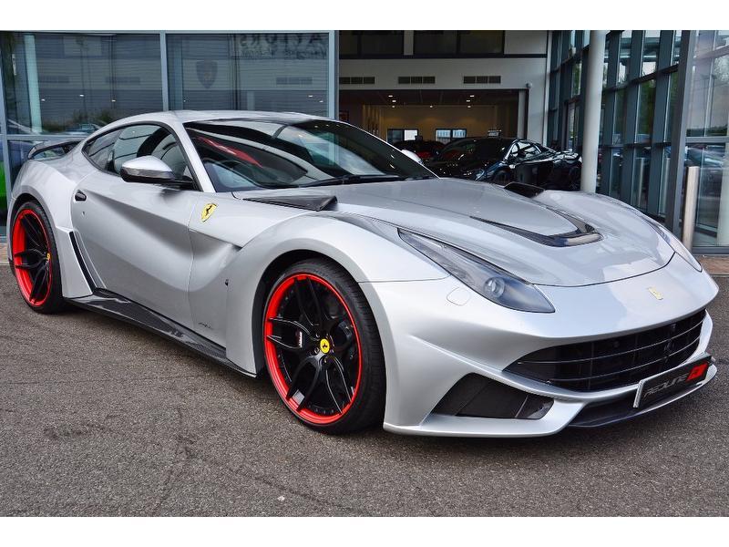 A stunning Novitec Rosso Ferrari F12 N-Largo is up for sale ...
