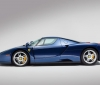 A unique blue Ferrari Enzo is heading to auction (2)