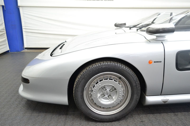 A very rare Italdesign Aztec is up for sale (2)