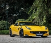 A yellow Ferrari F12tdf is up for sale (1)
