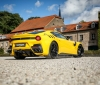 A yellow Ferrari F12tdf is up for sale (2)