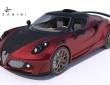 Alfa Romeo 4C by Lazzarini Design (1)