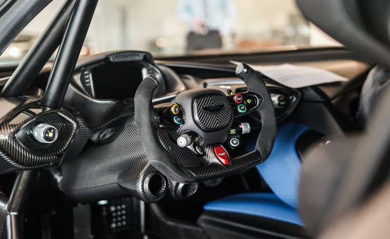 An Aston Martin Vulcan is up for sale (4)