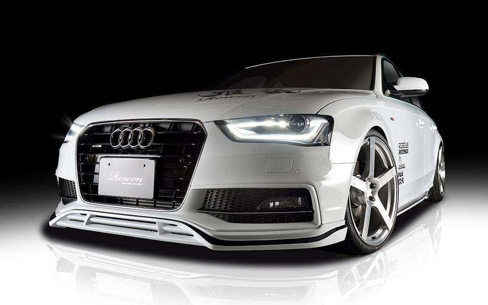 Audi A4 By Rowen