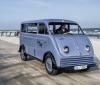 Audi restores a 1956 DKW Schnellaster  (1)