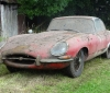 Barn find Jaguar E-Type 3.8 Coupe heads to auction (1)