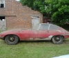 Barn find Jaguar E-Type 3.8 Coupe heads to auction (2)