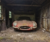 Barn find Jaguar E-Type 3.8 Coupe heads to auction (4)