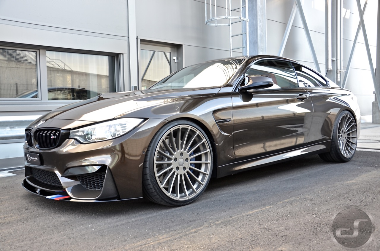 Bmw M4 By Ds Automobile Vehiclejar Blog
