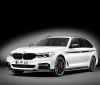 BMW presented the M Performance parts of the 5-Series Touring (1)