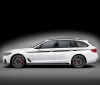 BMW presented the M Performance parts of the 5-Series Touring (2)