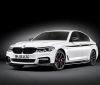 BMW presented the M-Performance parts of the new 5-Series (1)