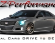 Cadillac ATS by ZZ Performance heading to SEMA