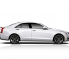 Cadillac ATS Sedan and ATS Coupe Midnight Special Edition package (3)