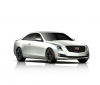 Cadillac ATS Sedan and ATS Coupe Midnight Special Edition package (4)