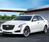 Cadillac presented the White Edition models, exclusively for Japan (1)