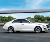Cadillac presented the White Edition models, exclusively for Japan (3)