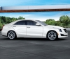 Cadillac presented the White Edition models, exclusively for Japan (7)