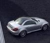 Car Legends 2006 Mercedes-Benz SLK 55 AMG Black Series (2)