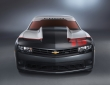 Chevrolet introduced the 2015 COPO Camaro at the SEMA Show. This is the fourth edition of the limited-production, factory-built race car – and as with the previous three model years, only 69 will be built.