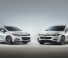 Chevrolet Malibu and Cruze RS Blue Line concepts (1)