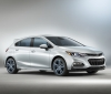 Chevrolet Malibu and Cruze RS Blue Line concepts (2)