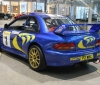 Colin McRae's Subaru Impreza WRC is up for sale (2)