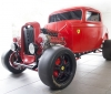Custom 1932 Ford with a Twin Turbo Ferrari V8 engine (1)