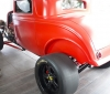 Custom 1932 Ford with a Twin Turbo Ferrari V8 engine (3)