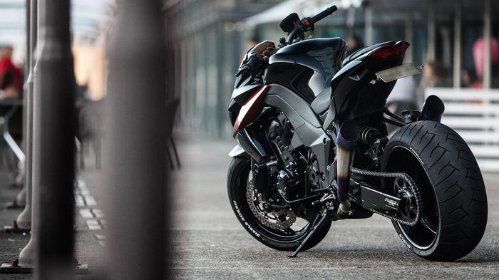 2018 Mustang Wallpaper >> Drifters Kawasaki Z1000