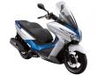 EICMA 2014 KYMCO Agility Maxi 300i ABS (1)