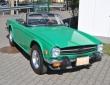 Elvis Presley's Triumph TR6 up for sale (1)