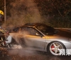 Ferrari 360 Modena burns down in Hong Kong (1)