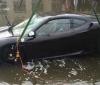 Ferrari F430 ends up in river in China (4)