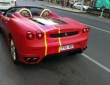 Ferrari F430 Spider McDelivery (2)